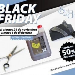 El Black Friday llega  Style And Dog