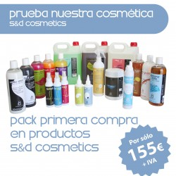 Pack 1ª Compra </br>  Style and Dog Cosmetics