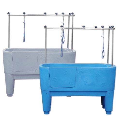 ba era de polietileno 148 x 80 cm azul o gris style